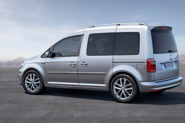 VW Caddy 2015 lateral