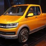 VW Multivan T6 2015 conceptul Tristar