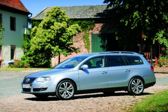 VW Passat B6 Variant