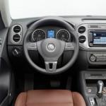 VW Tiguan 2015 bord interior