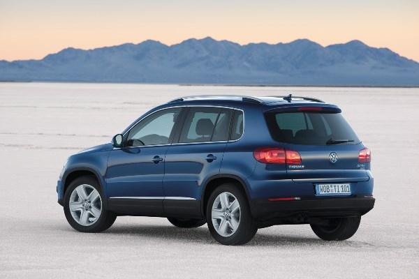 VW Tiguan 2015 spate faruri spate