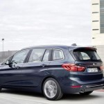 Van BMW cu 7 locuri - 2 series Gran Tourer spate