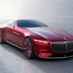 Vision Mercedes-Maybach 6 fata