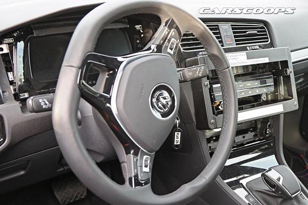 Volkswagen Golf 8 - prototip