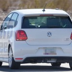 Volkswagen Polo facelift GT Bluemotion spate