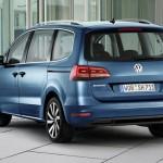 Volkswagen Sharan facelift 2015