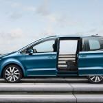 Volkswagen Sharan facelift 2015 usi laterale