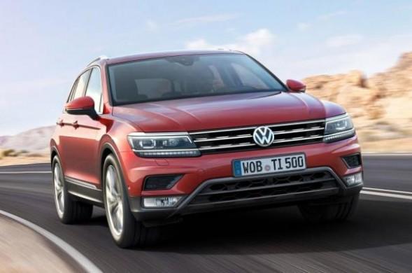 Volkswagen Tiguan 2 fata