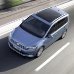 Volkswagen Touran 2015 de sus