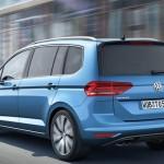Volkswagen Touran 2015 foto