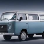 Volkswagen Transporter T2 - Kombi Last Edition