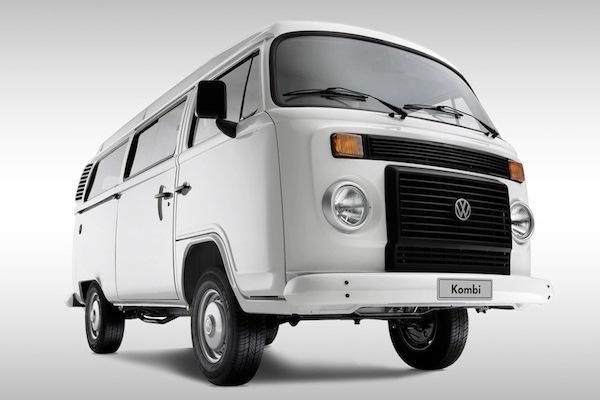 Volkswagen Transporter T2 - Kombi