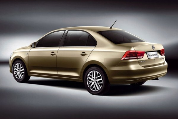 Volkswagen ieftin - Vw santana spate