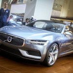 Volvo Concept coupe - punctul de start pentru noul Volvo XC90