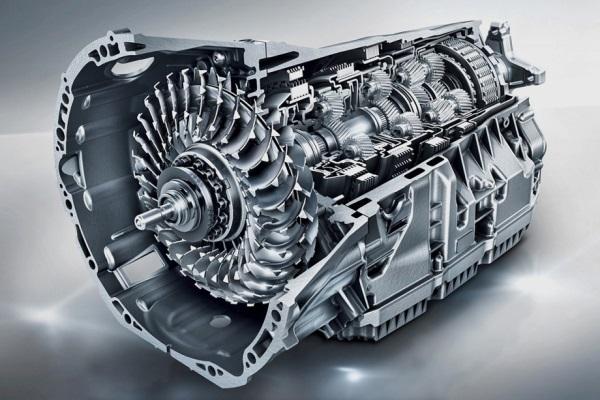 cutia de viteze pentru noul Mercedes G Class facelift