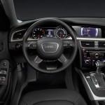 noul Audi A4 interior