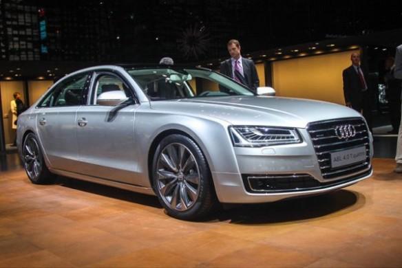noul Audi A8 2013
