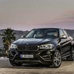 noul BMW X6 2014 fata