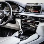 noul BMW X6 2014 interior