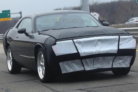 noul Dodge Challenger 2014