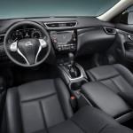 noul Nissan X-Trail interior