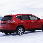 noul Nissan X-Trail lateral
