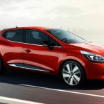 noul Renault Clio lateral