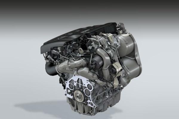 noul motor diesel TDI de 2.0 litri cu 3 turbocompresoare